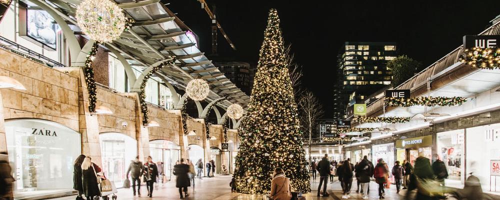 Kerstboom - Beursplein