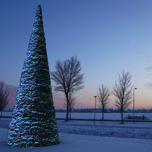 Kerstboom - Groot