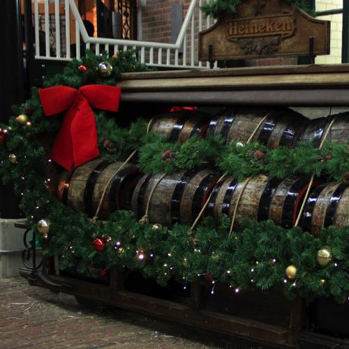 Kerstdecoraties - Strikken