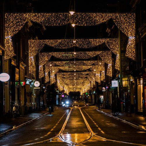 Utrechtsestraat - Kerst